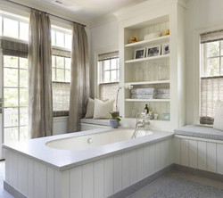 Master Bathroom Tub Detail