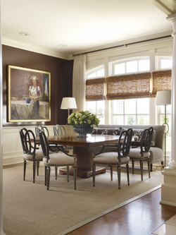Dining Room Table Detail