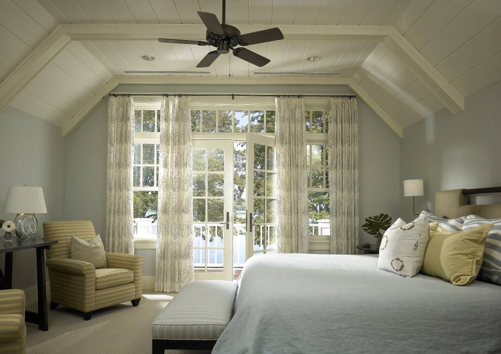 Lakeside Guest Bedroom