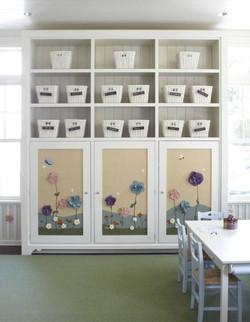 Playroom Craft Area