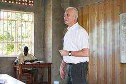 Preaching in Liberia