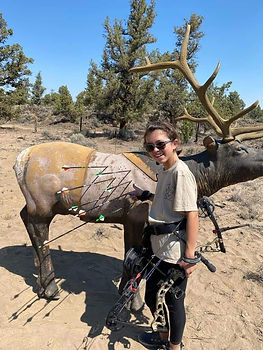 Central Oregon Rimrock Archery 3D Target Event.jpg