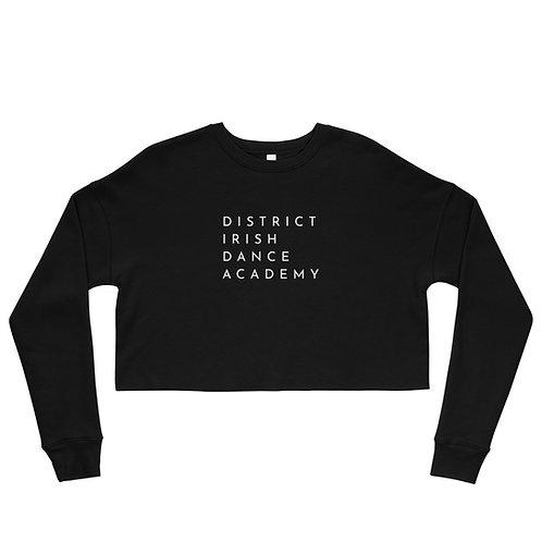 District Ladies' Crop Sweatshirt
