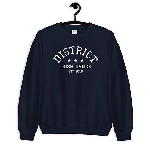 District Collegiate Sweatshirt - Fall 2020