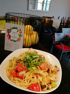 frisch & fröhlich Kreuzlingen Selbstgemachte Pasta