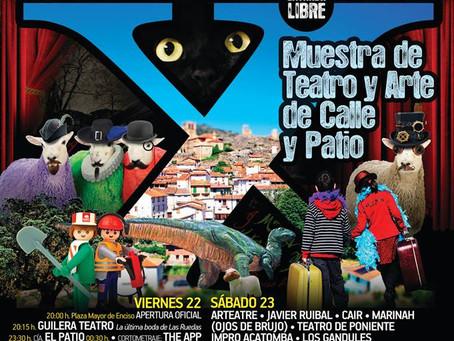 Teatro de Poniente vuelve a ENCINART