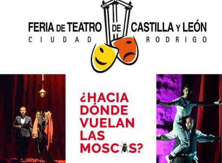 Teatro de Poniente en Feria de Teatro de Castilla y León, en Ciudad Rodrigo