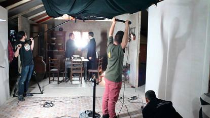Antonio Velasco participa en la nueva película de Contracorriente Producciones, POVEDA