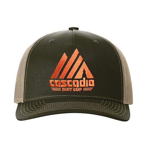 2020 Cascadia Dirt Cup Trucker Hat