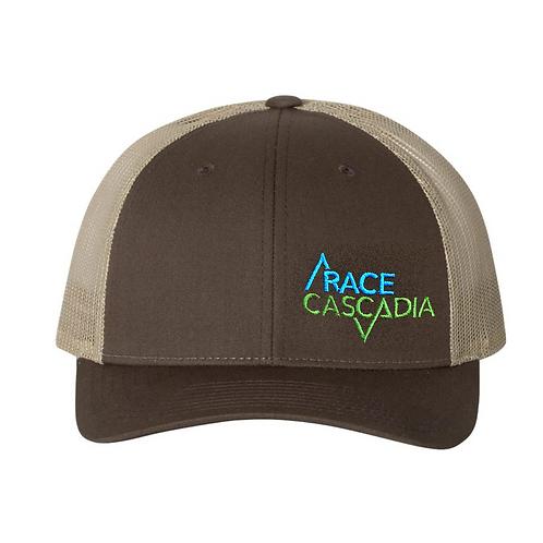 2020 Race Cascadia Trucker Hat