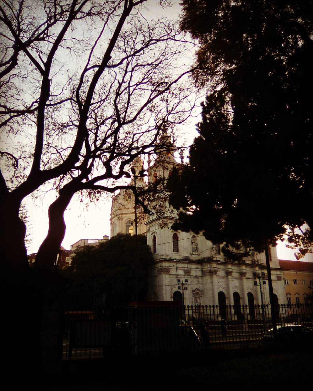 The Lisbon Cathedral