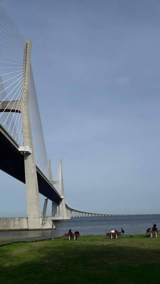 The Vasco da Gama Bridge