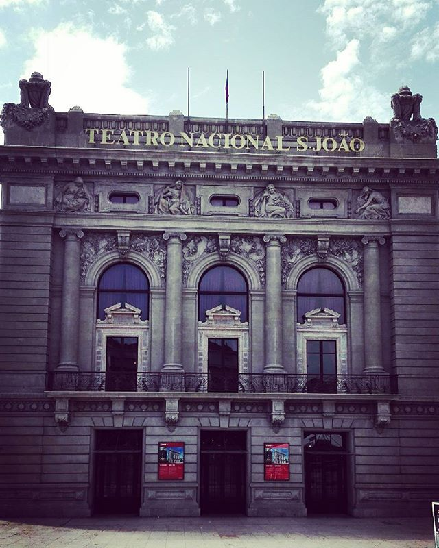 The National Theatre  Sao Joao