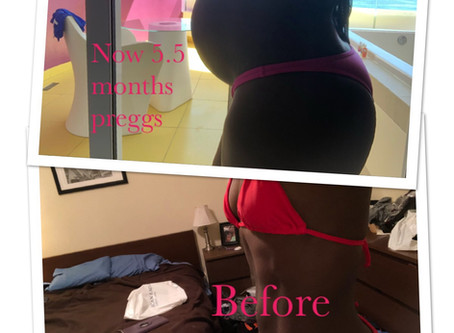 Join me in 2019 as I rebuild my body after baby