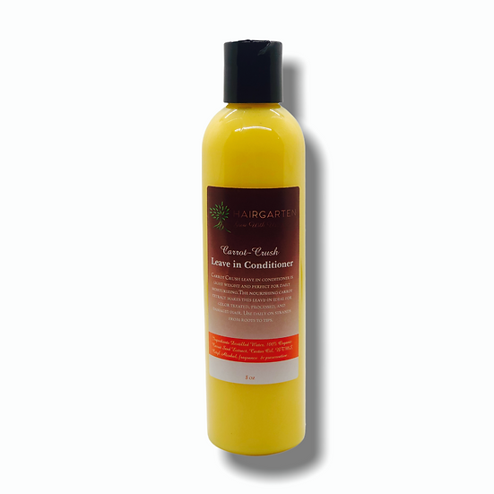 Carrot Crush Leave in Conditioner