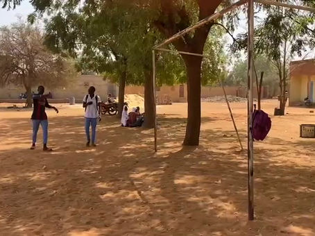 A Place for 120 Children with Special Needs in Niamey, Niger.
