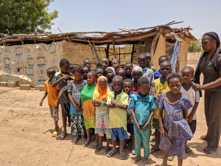 Learning in an Unsafe School Building Finally Comes To an End in Burkina Faso