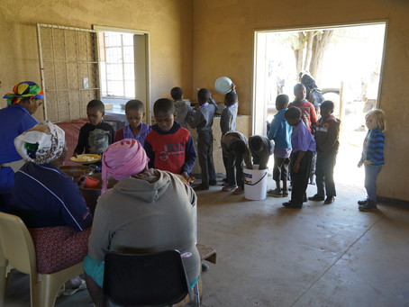 New School Project: Renovation of the Baumgartsbrunn School, Namibia, has started