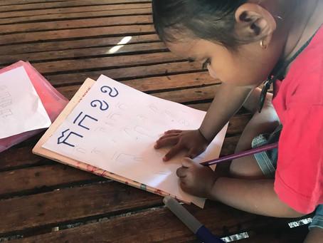 A Safe School Building In Cambodia