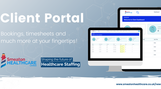 Smeaton launches Client Portal, giving you full control over your bookings and more!