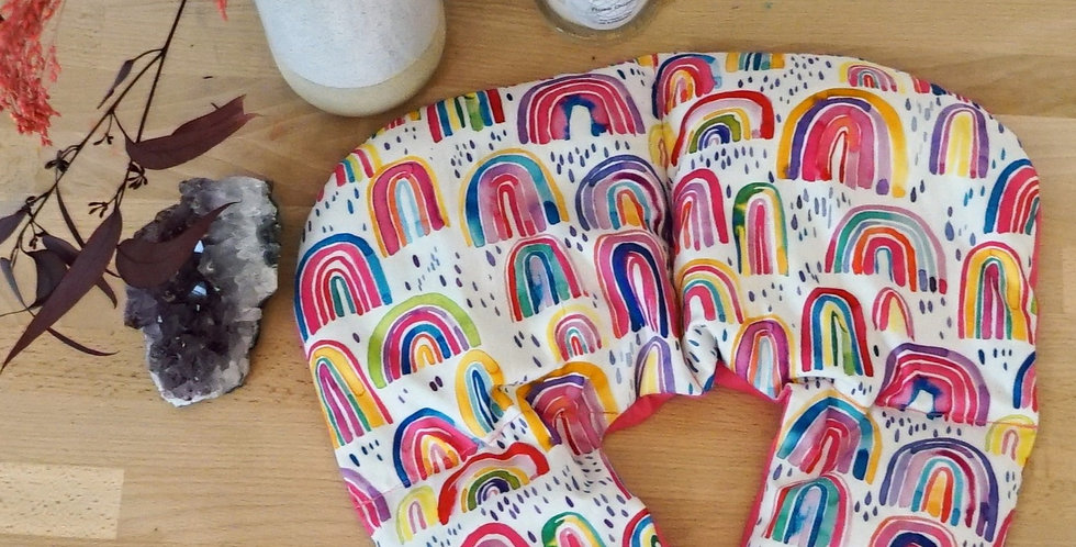 Neck Wrap Rainbow