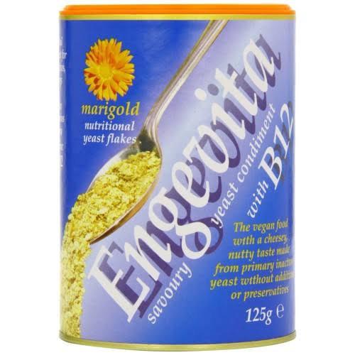 Marigold Vegan Engevita Yeast Flakes 125g
