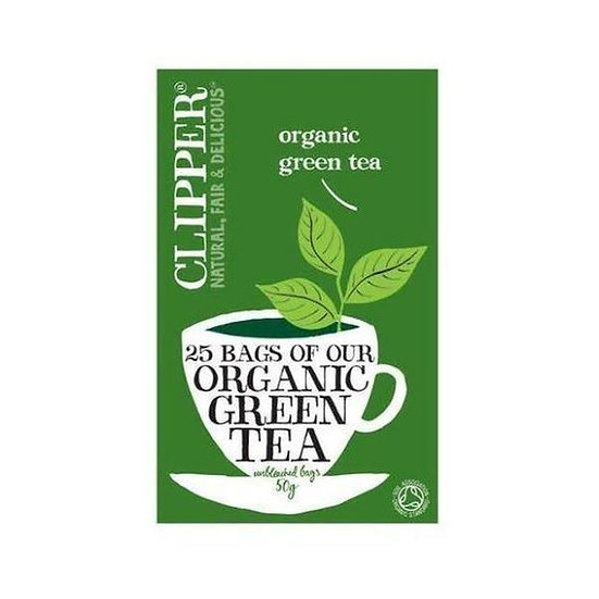 Clipper Pure Green Tea Organic
