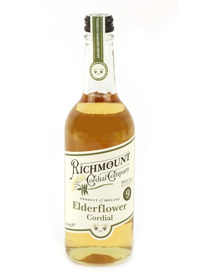 Richmount Elderflower Cordial