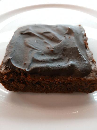 GF Chocolate Brownie Square