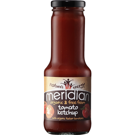 Meridian Ketchup Organic and Free From