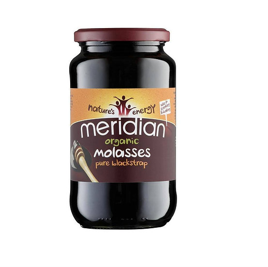 Meridan Organic Molasses Pure Blackstrap 350g