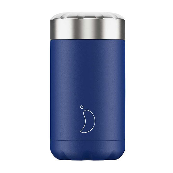 Chilly's Food Pot 500mls (Blue)