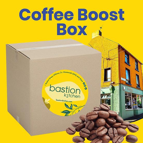 Bastion Boost Box - Coffee Boost