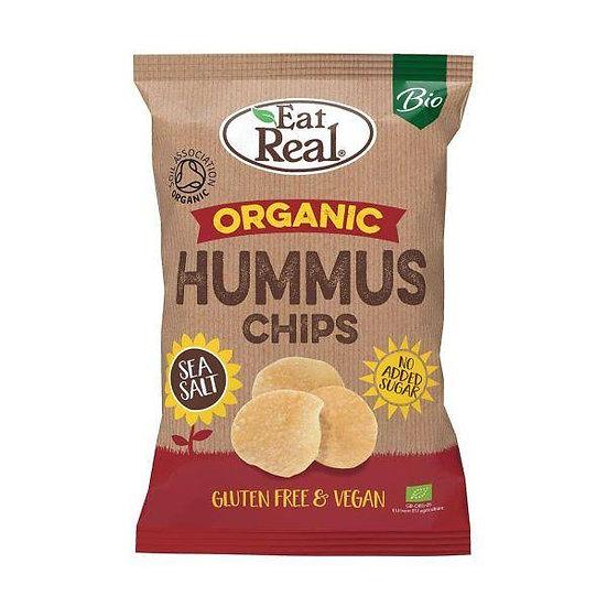 Organic Hummus Chips 100g Vegan