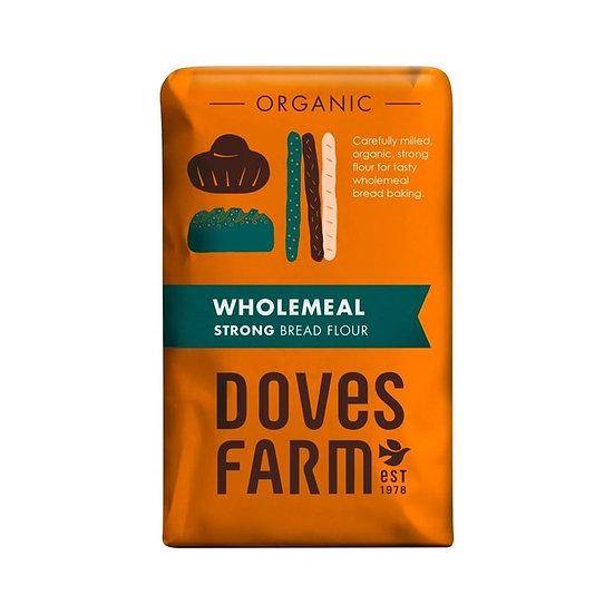 Doves Farm Strong Wholemeal Flour Org
