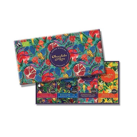 Chocolate and Love Chocolate Gift Box