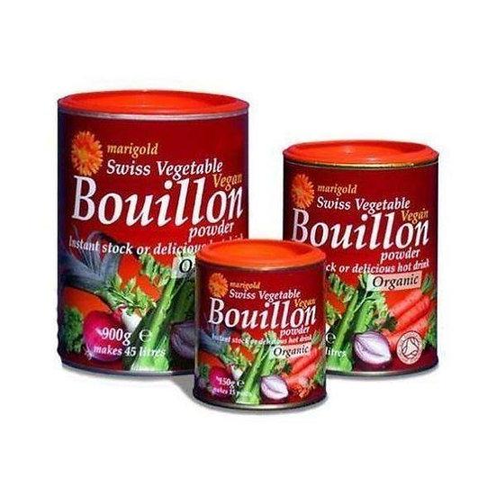 Marigold Organic Swiss Vegan Bouillon Powderer 500g