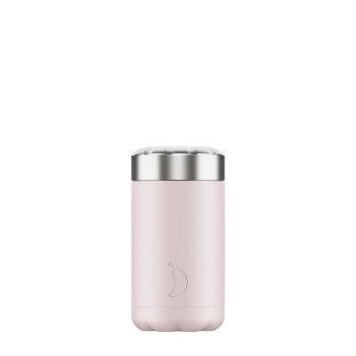 Chilly's Food Pot 500mls (Blush Pink)
