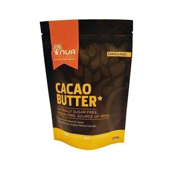 Cacao Butter Nua Naturals Organic