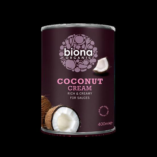 Biona Coconut Cream 400G (Organic)