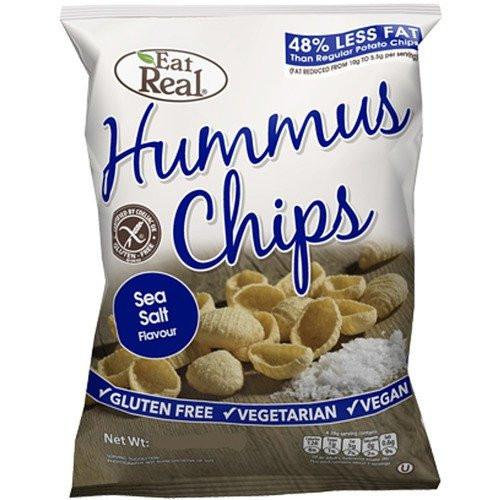 Eat Real Hummus Chips 113g