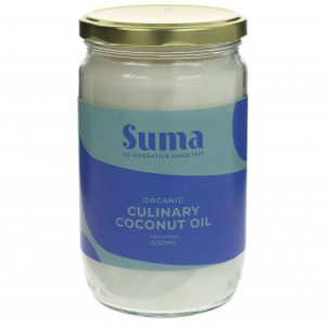 Suma Organic Culinary Coconut Oil 320g