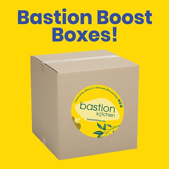 Bastion Boost Box - Chocolate Boost