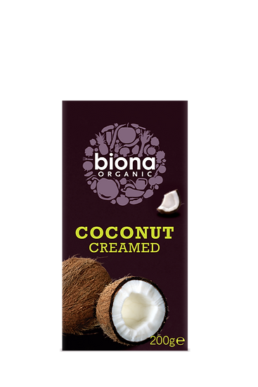 Biona Creamed Coconut