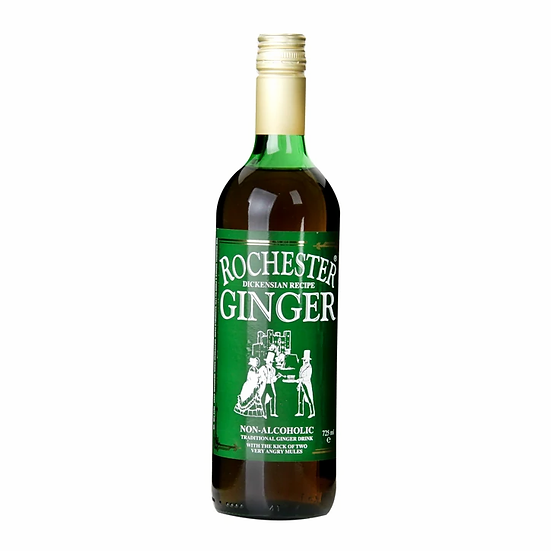 Rochester Dark Ginger 725mls