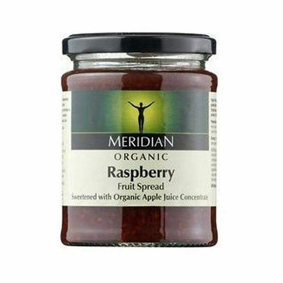 Meridian Organic Raspberry Fruit Spread 284g