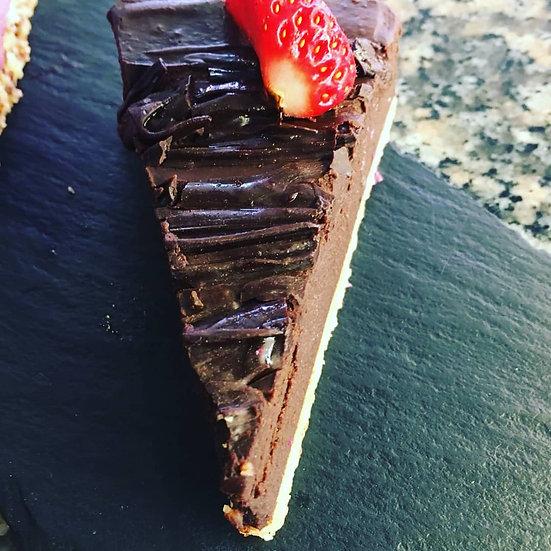 Chocolate Cheesecake Vegan