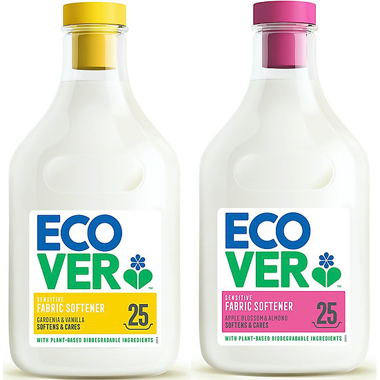 Ecover Fabric Conditioner Sensitive Pink 750mls