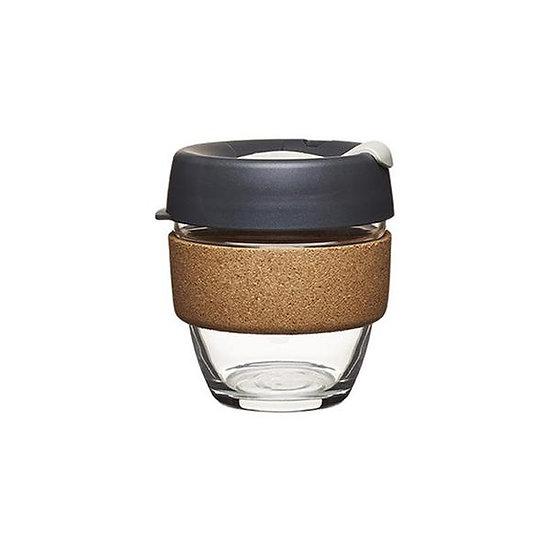 Keep Cup Espresso 8oz  (Glass with Cork Grip)