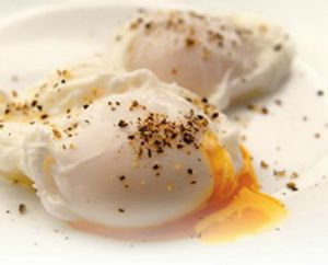 Portion of Poached Eggs (2 Eggs)